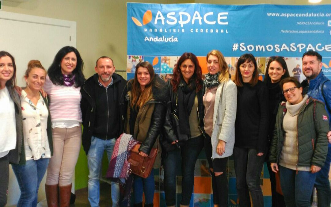 """Talento Aspace del grupo de """"Sexualidad y afectividad"""""""