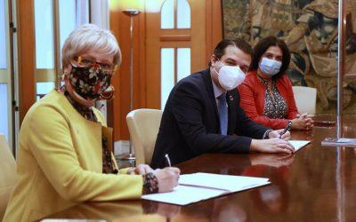 Acpacys firma convenio con Ayuntamiento