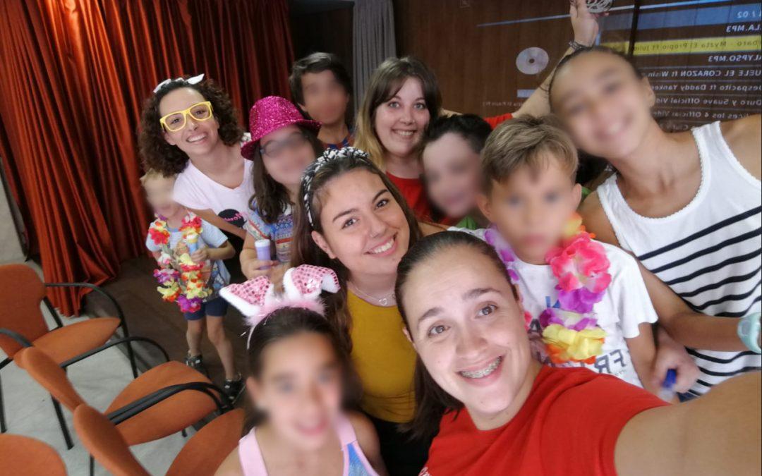 Fiesta Fin Escuela de verano 2018