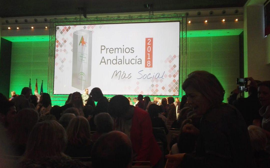 ACPACYS en los Premios Andalucía + Social