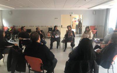 El Foro Discapacidad y Sociedad del Distrito Noroeste empieza a preparar sus novenas jornadas