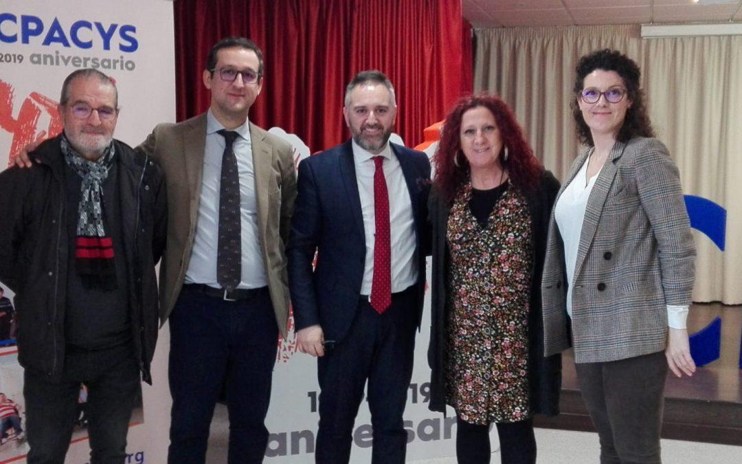 Reunión con los directores de General Optica de Córdoba