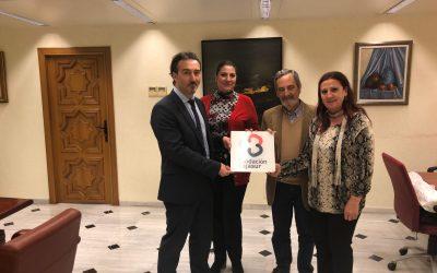 Apoyo de Fundación Cajasur para visibilizar el 40 aniversario