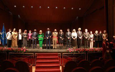 Acpacys asiste al Acto de Entrega de Distinciones 2020