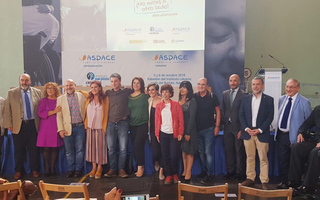 VIII Congreso del Día Mundial de la Parálisis Cerebral y IX Congreso en Córdoba