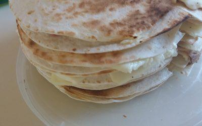 Quesadillas mexicanas