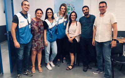 Acpacys trabajando en colaboración con Decatlhon para acometer proyectos ilusionantes en deporte inclusivo
