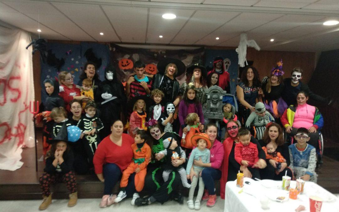 Terrorífica fiesta de Halloween en Acpacys