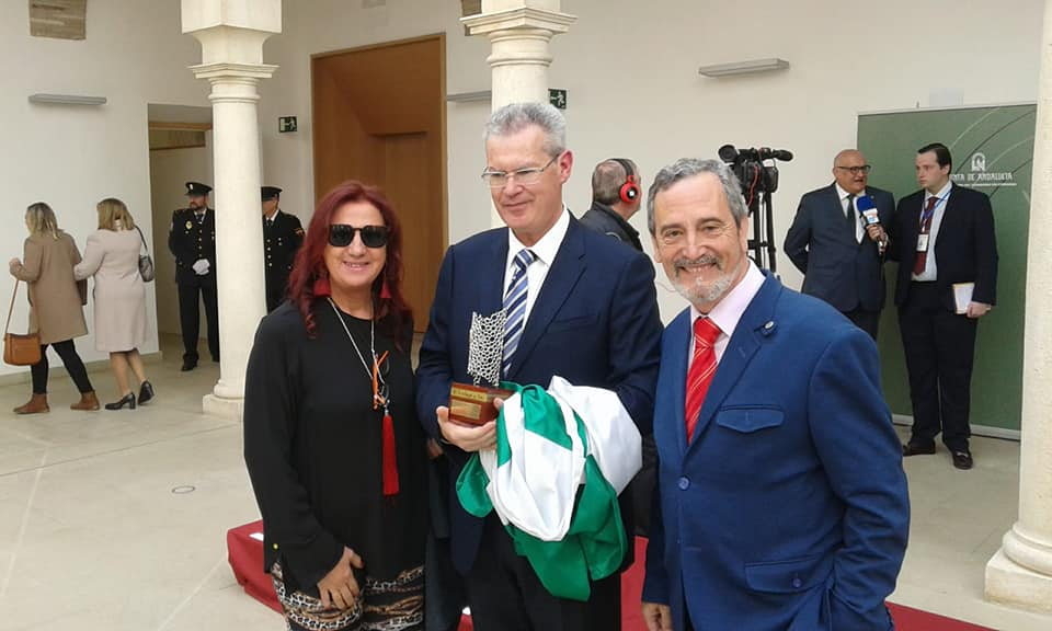 Acpacys asiste a la celebración del Día de Andalucía