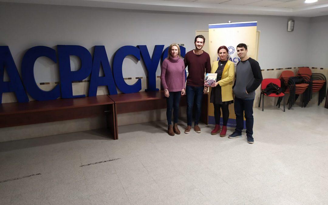 Visual Stories Córdoba visita Acpacys