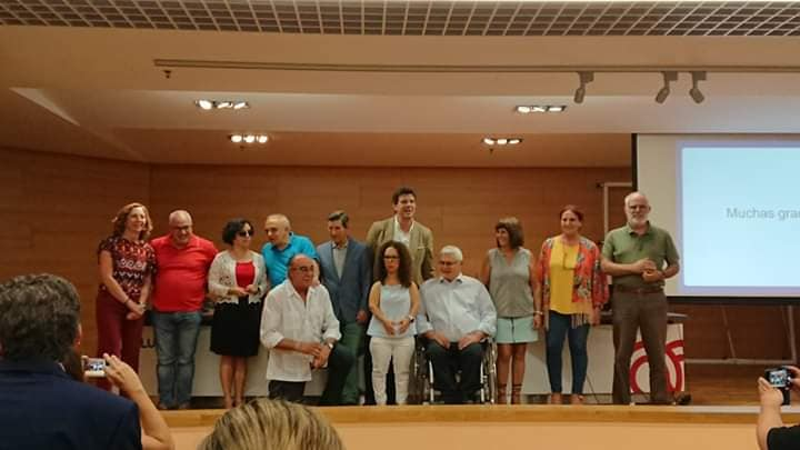 Nueva ejecutiva del CERMI Andalucía