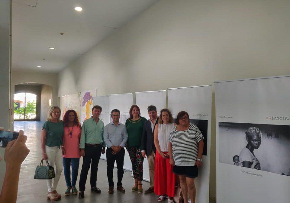 Exposición fotográfica «12 Miradas con Solidaridad»