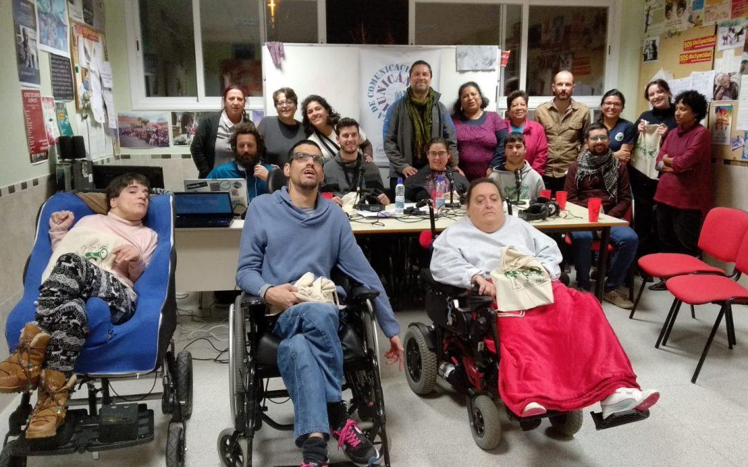 Programa especial de Corre,Anda, Vuela o lo que Quieras: Café tertulia en Acpacys
