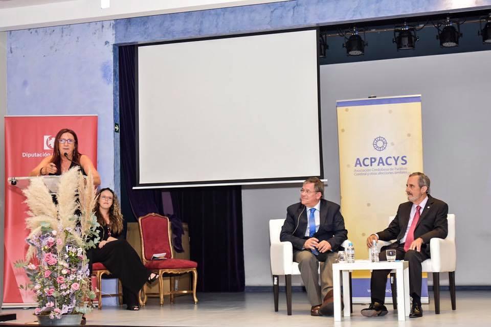 Presentación del libro del 40 aniversario de Acpacys