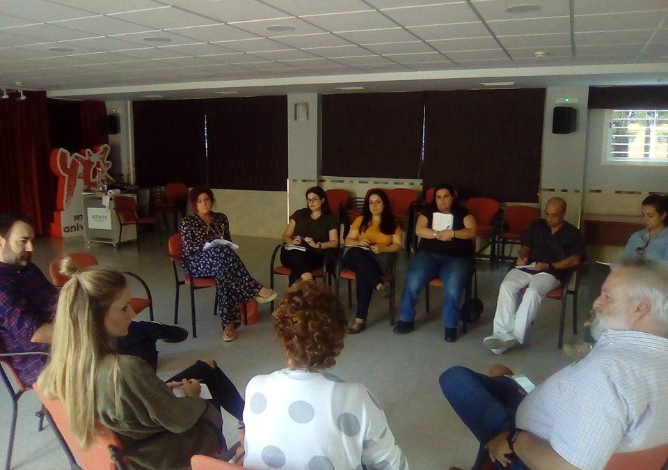 El Foro Discapacidad y Sociedad se reúne en Acpacys