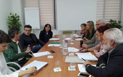 CERMI Andalucía se reune con D. Francisco Vidal Director General de Servicios Sociales de la Junta de Andalucía