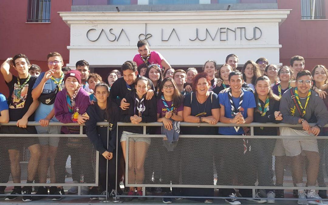 Acpacys participa en el X Foro Joven de los Scout de Andalucía