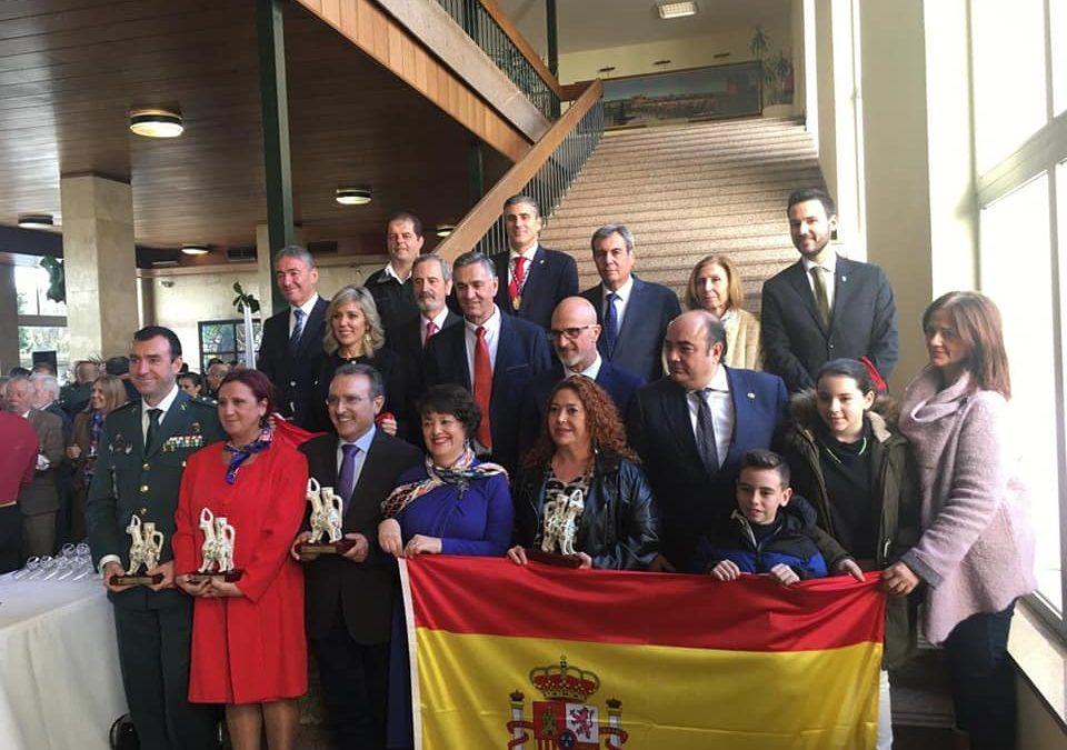 Acpacys recibe el premio «Plaza de la Constitución»