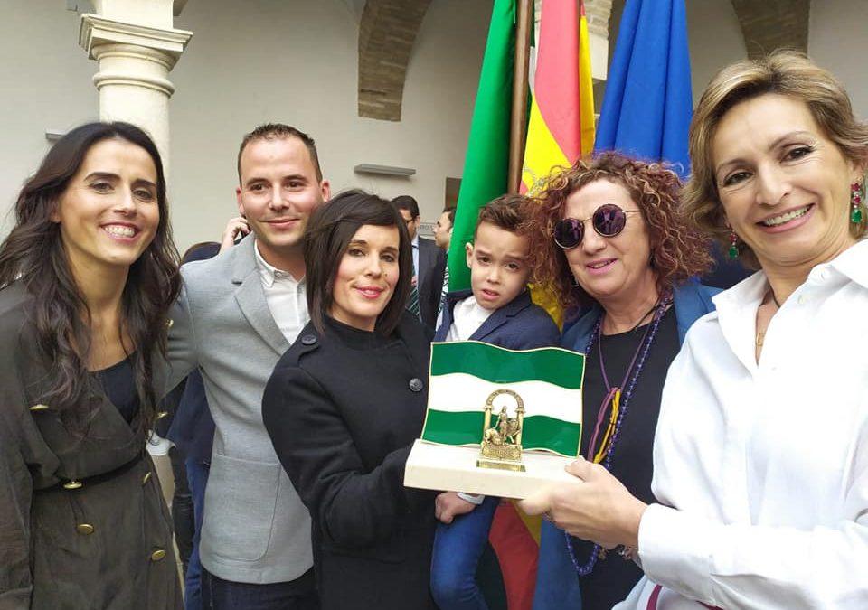 Acpacys en el acto de celebración del Día de Andalucía en el Palacio de Congresos de Córdoba
