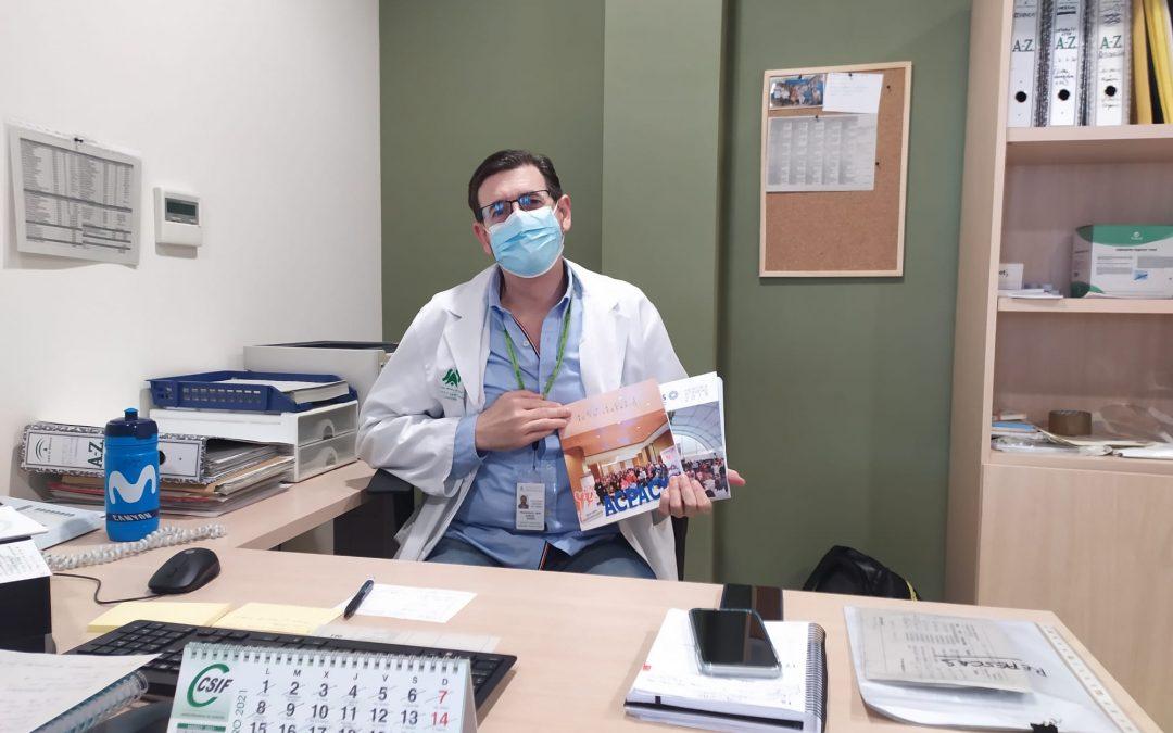 Acpacys con nuestro enfermero