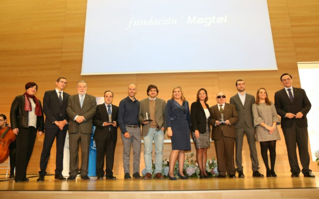 Acpacys asiste a la Gala de Entrega de Premios Fundación Magtel