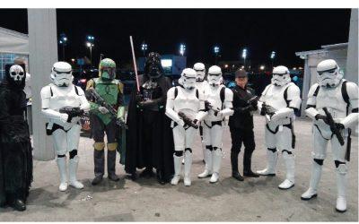 Star Wars visita Acpacys