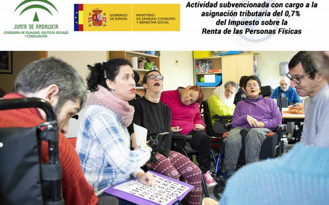 CONCLUIDA LA EJECUCIÓN DE LOS PROGRAMAS A CARGO DEL 0,7 DEL IRPF 2018