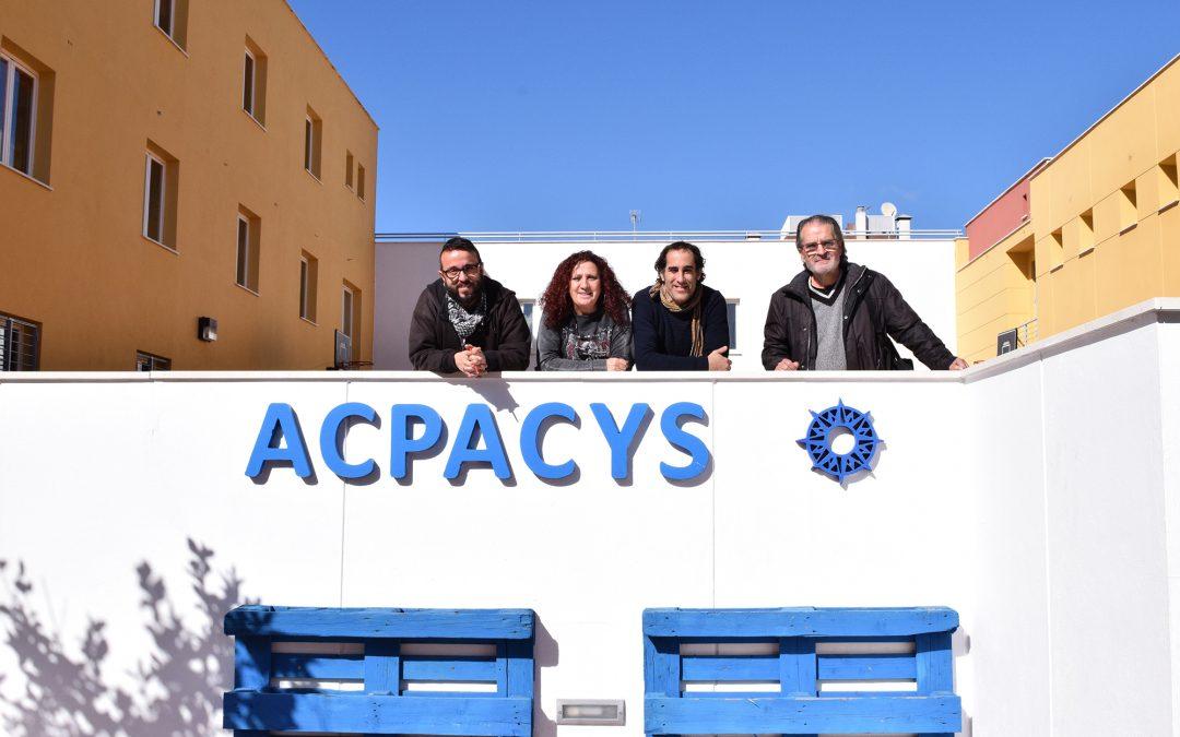 Delegado Juan Hidalgo visita Acpacys