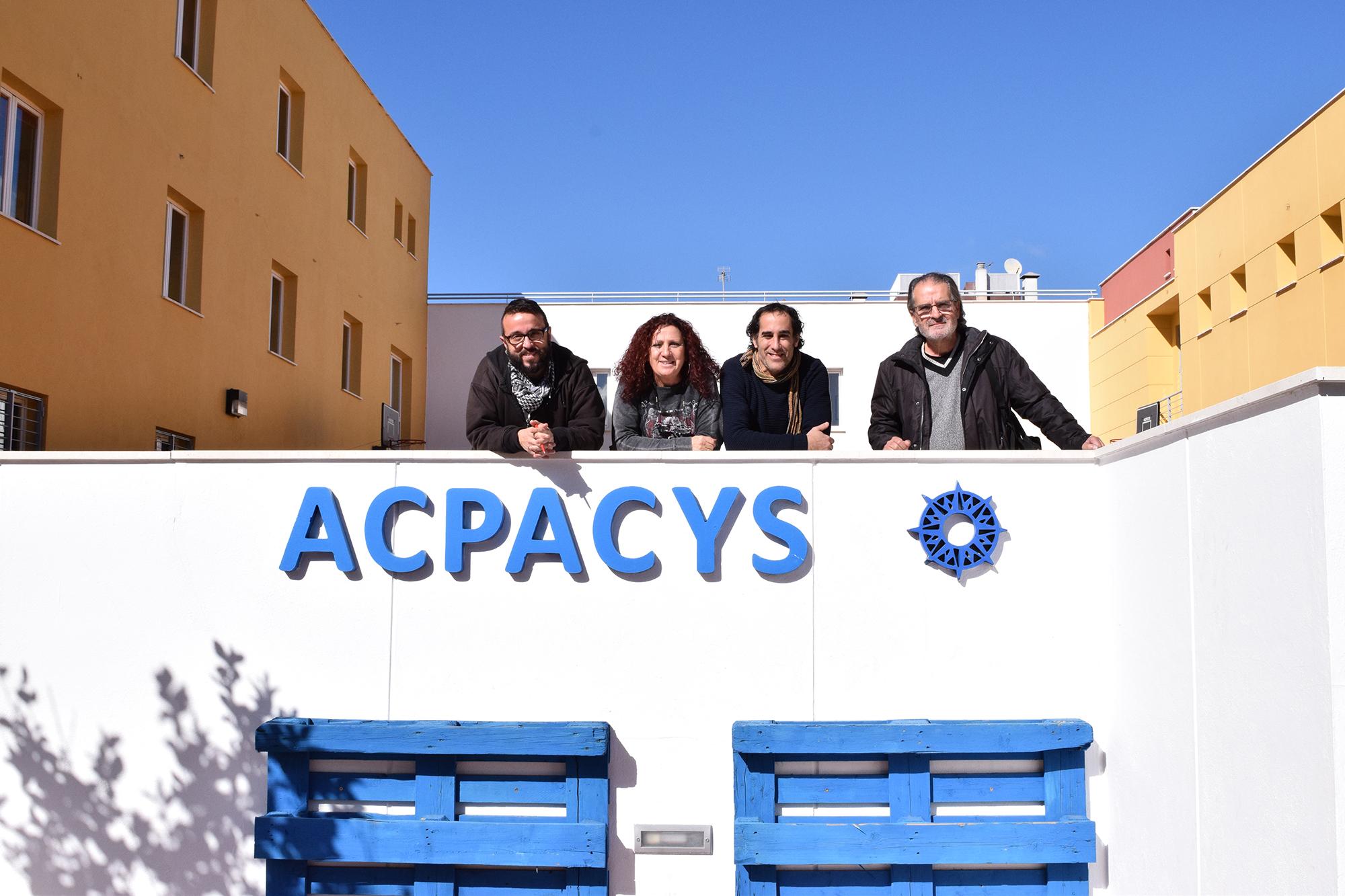 Juan Hidalgo en Acpacys