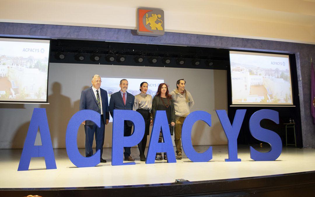 Presentación del 40 aniversario de Acpacys