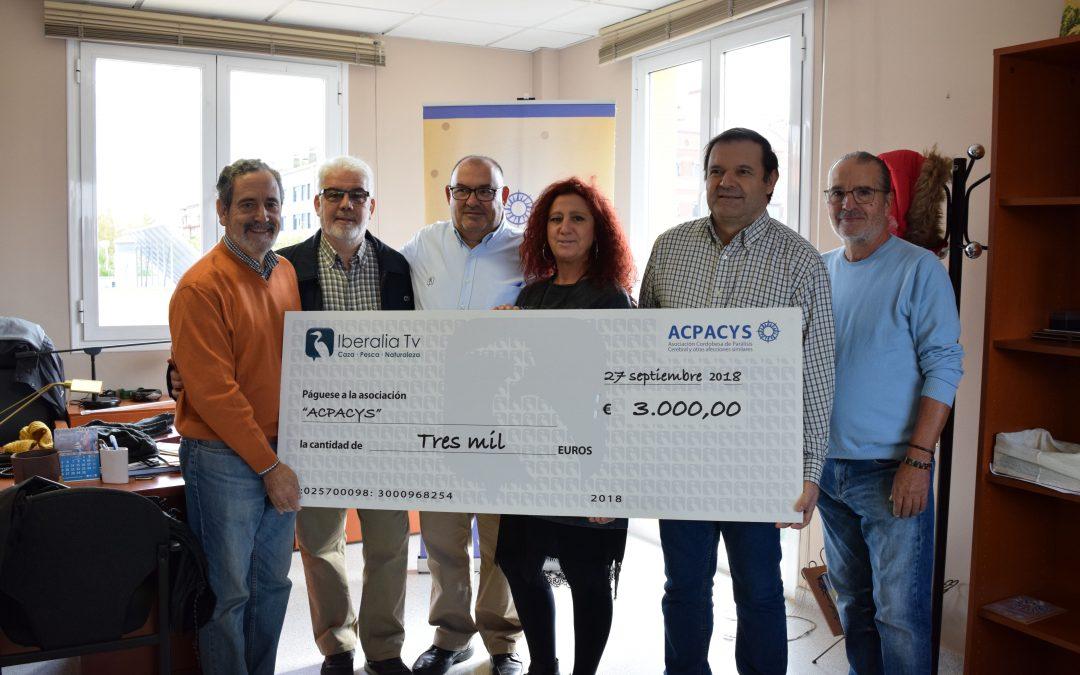 Donación Terra Media Iberalia Tv