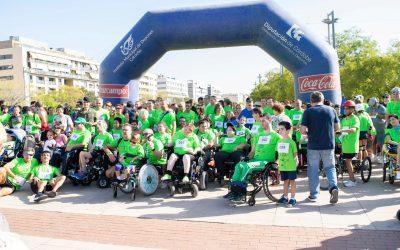 VI carrera solidaria: Corre, anda o rueda