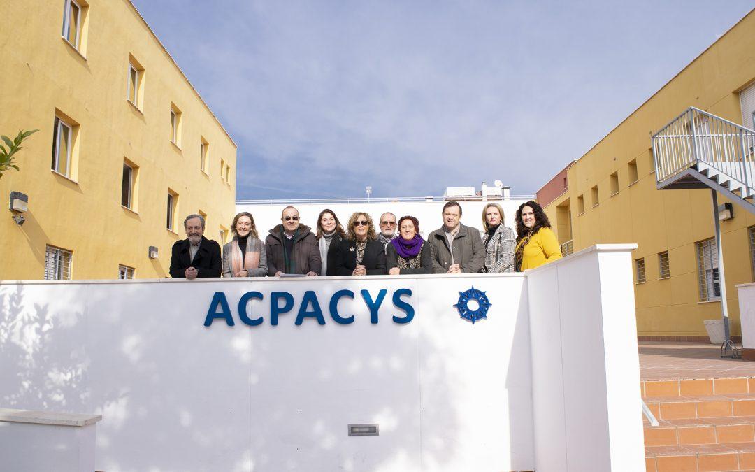 Preparación del Congreso del Día Mundial de la Parálisis Cerebral 2019 en Acpacys
