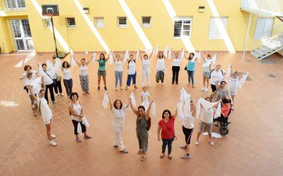 Danzando por la paz