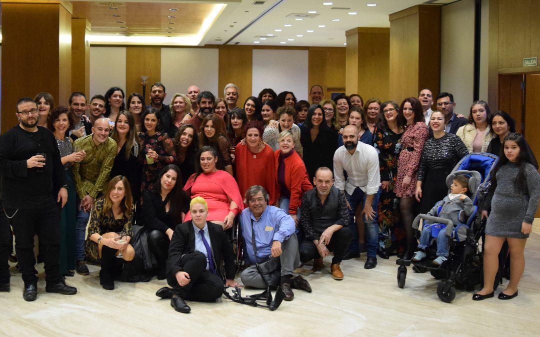 CENA DE NAVIDAD ACPACYS 2019