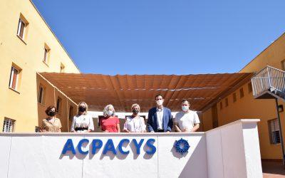Visita delegado de Igualdad, Políticas Sociales y Conciliación en Córdoba
