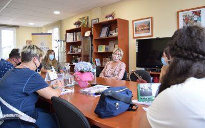 Visita alumnos y trabajadores de Yosiquesé Fundación Prode
