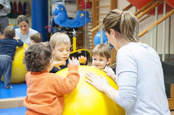 fisioterapia atención temprana