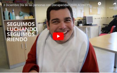 3D Día Internacional de las Personas con Discapacidad