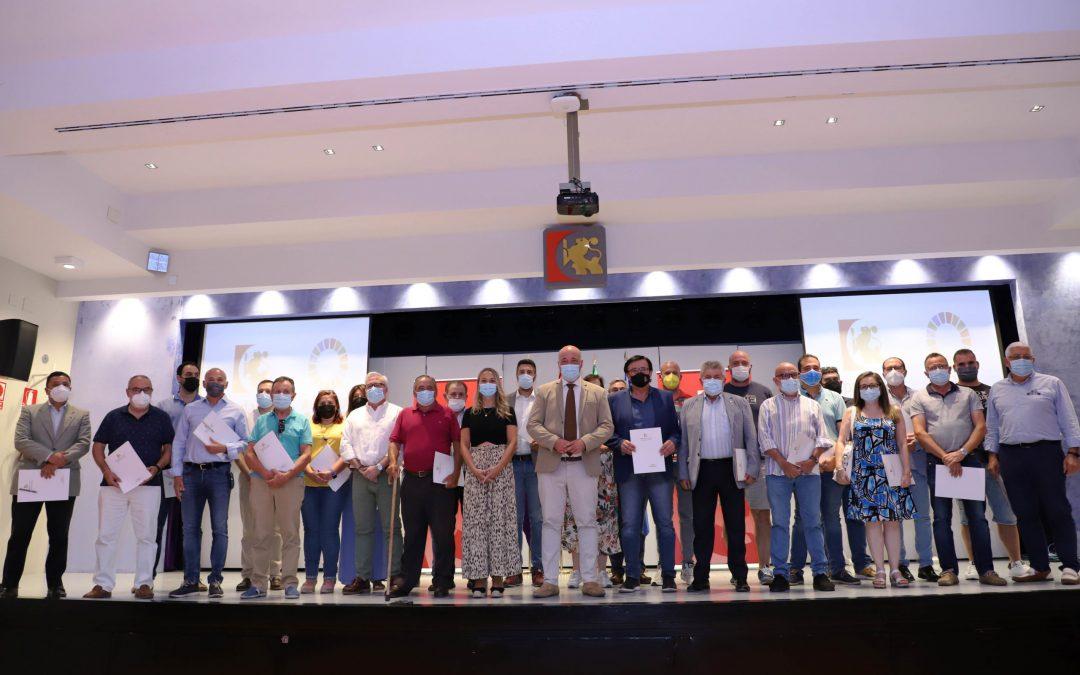 Convenio deportivo de Diputación con Acpacys