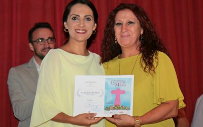 Entrega 3er Premio Cruz de mayo