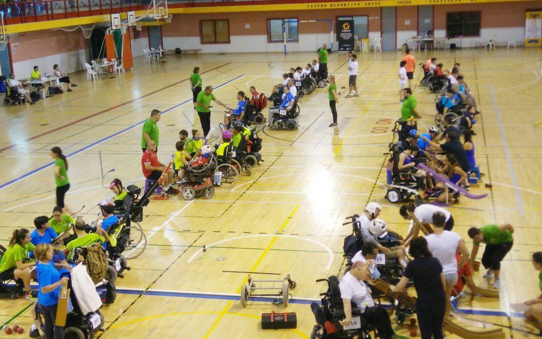 Campeonato de Boccia Clubes en Sevilla