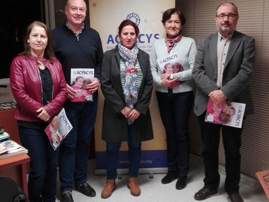 Ciudadanos Córdoba visita Acpacys
