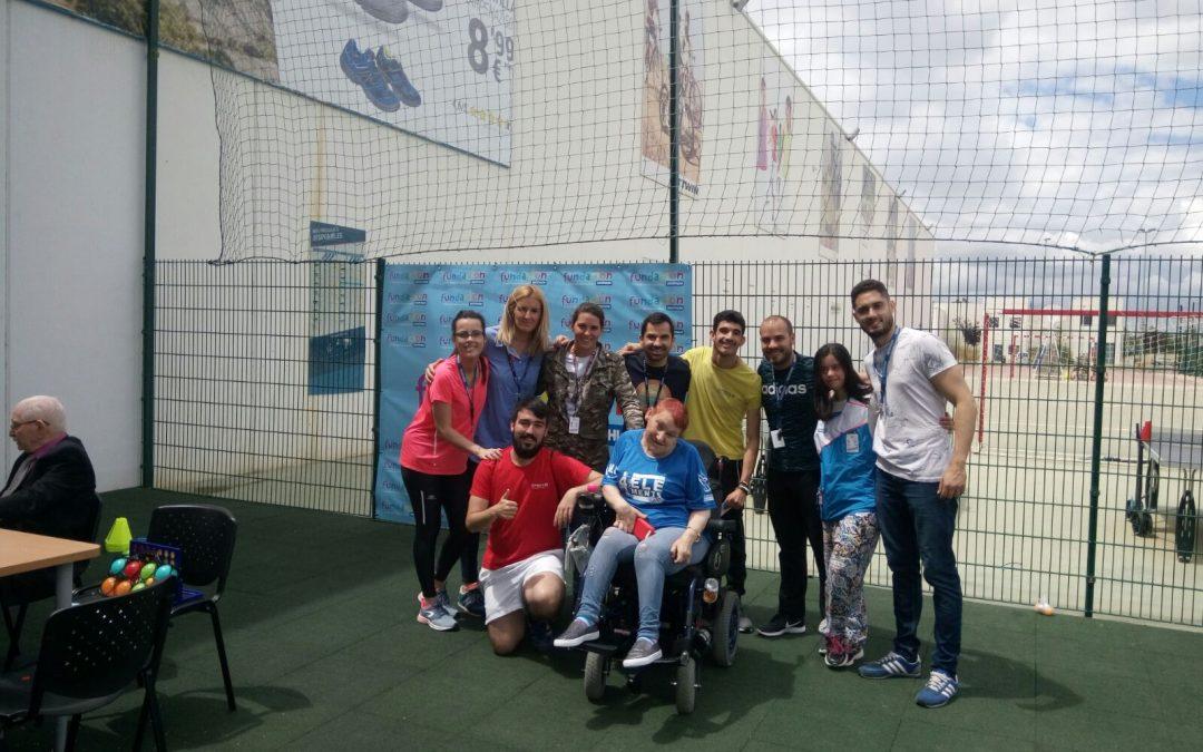 Jornada Deportiva en Decathlon
