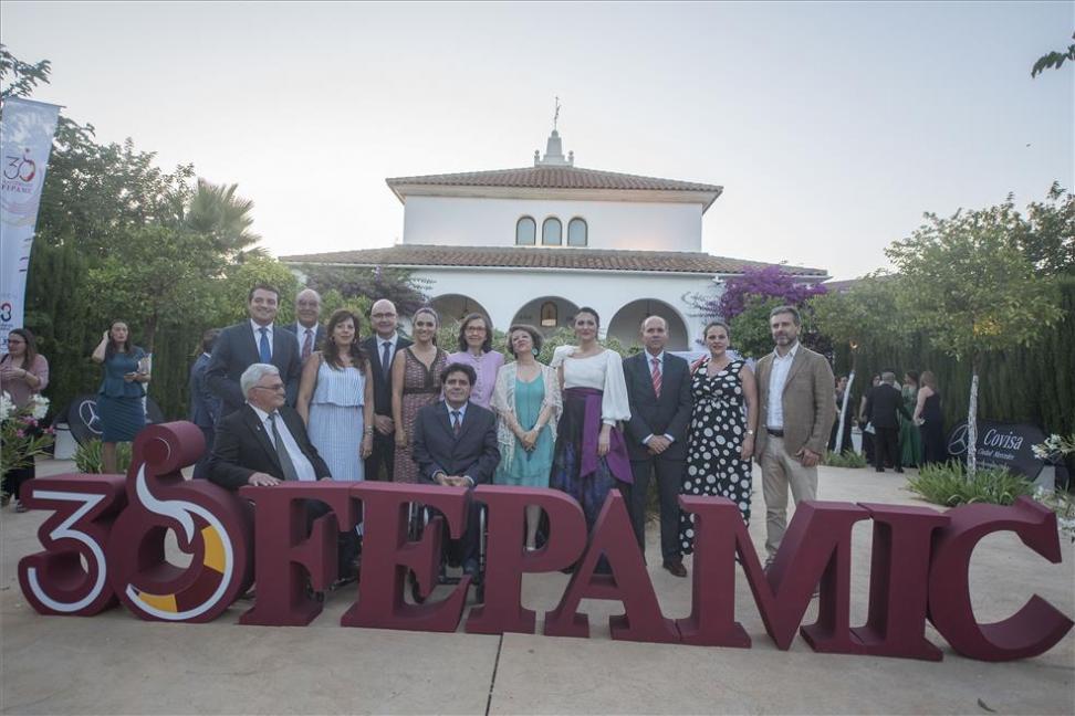 Acpacys celebrando el 30 aniversario Fepamic