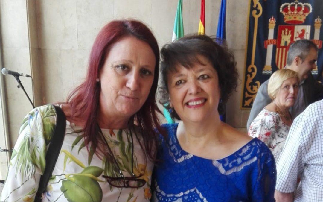 Acpacys asiste al acto de posesión de la Subdelegada del Gobierno en Córdoba