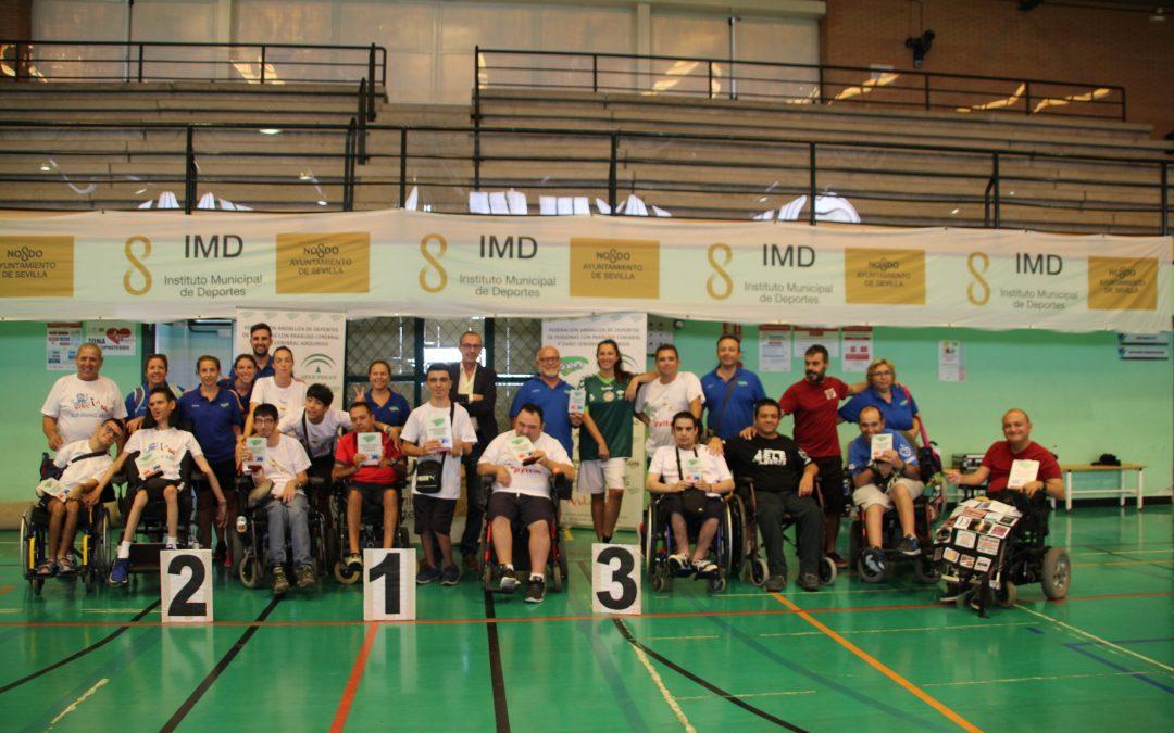 Campeonato de Andalucía de Boccia 2018