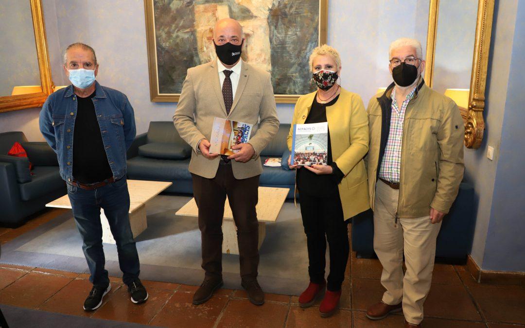 Miembros de la Junta Directiva se reúnen con Antonio Ruiz, Presidente de la Diputación de Córdoba