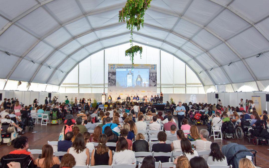 Congreso del Día Mundial de la Parálisis Cerebral 2019