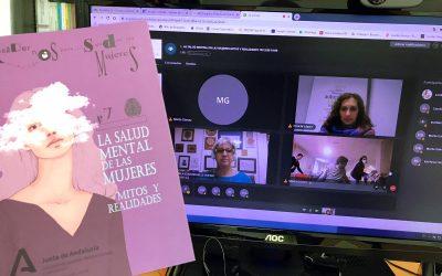 Presentación del Cuaderno la Salud Mental de las Mujeres